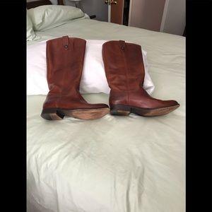 Women's Frye Melissa Button Boots